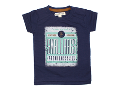 Small Rags T-shirt Eddy navy iris